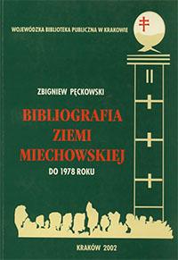 Miasto Miechów - Bibliografia (wybór do 1978 roku)